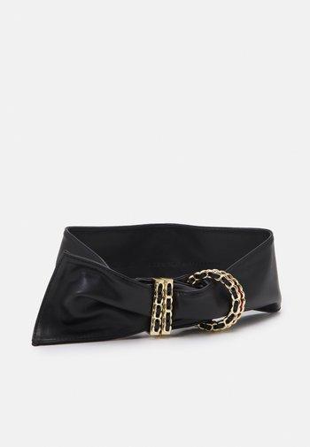 ILLY SOFT WAIST BELT - Waist belt - black