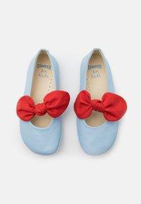Camper - RIGHT - Ankle strap ballet pumps - light/pastel blue - 3