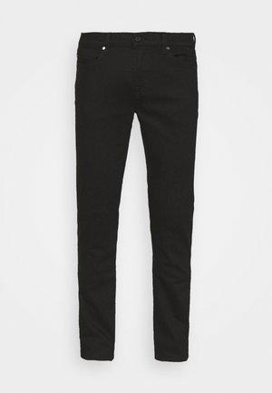 RONNIE LUXE PERFORMANCE - Straight leg -farkut - rinse black