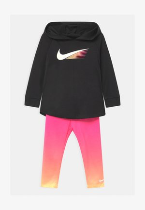 GIRLS PLAY SET - Tracksuit - hyper pink