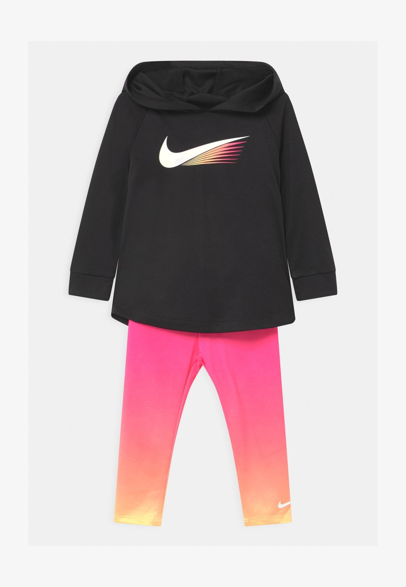 Nike Sportswear - GIRLS PLAY SET - Tracksuit - hyper pink