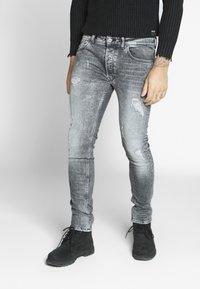 Tigha - MORTEN 9941  - Jeans slim fit - light grey - 0