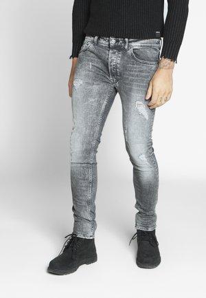 MORTEN 9941  - Slim fit jeans - light grey