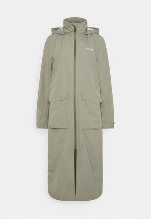 NADJA COAT - Classic coat - mistel green