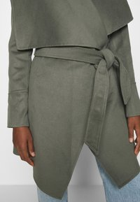 Forever New - WILLOW WRAP COATS - Classic coat - green - 5