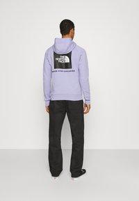 The North Face - RAGLAN HOODIE - Felpa con cappuccio - sweet lavender - 2