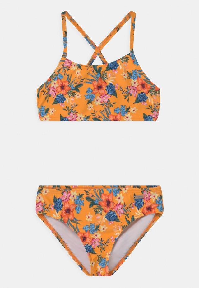 MAUI SET - Bikini - yellow