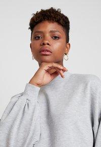 Monki - MARY - Sweater - grey melange - 4
