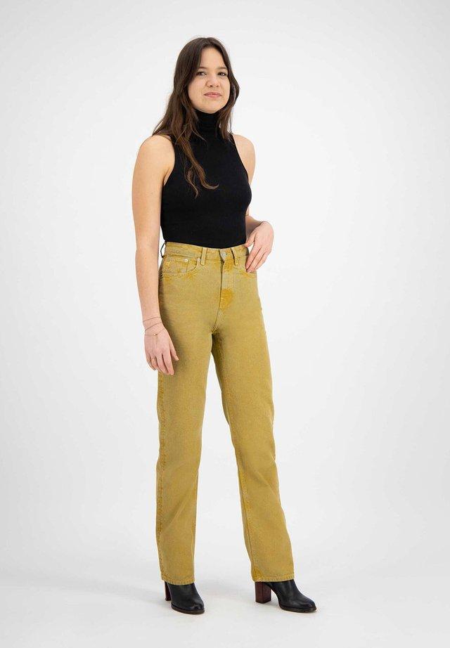Trousers - corn