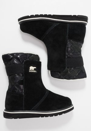 YOUTH RYLEE - Boots - black/light bisque