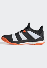 adidas Performance - STABIL X SHOES - Scarpe da pallamano - black - 2