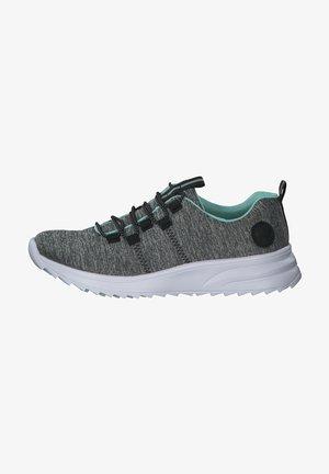 Sneakers laag - dunst schwarz