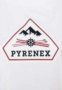 PYRENEX - MARY - Print T-shirt - white - 2