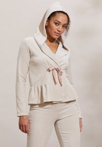 Odd Molly - HELENA - Zip-up sweatshirt - ash - 0