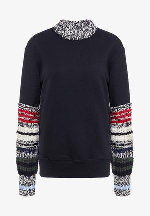 Sweatshirt - noir multico