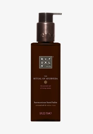 THE RITUAL OF AYURVEDA KITCHEN HAND BALM - Hand cream - -
