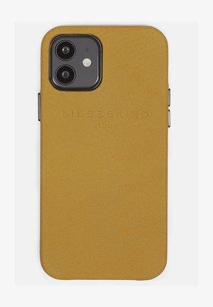 Phone case - dijon yellow