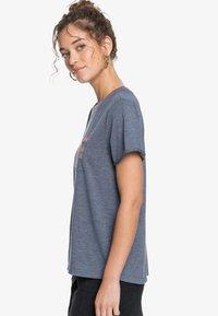 Roxy - BREEZY OCEAN - Print T-shirt - mood indigo - 3