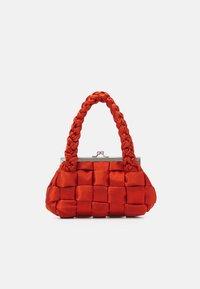 WEAVE GRAB - Handbag - orange