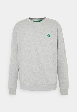 CREW NECK - Felpa - light grey