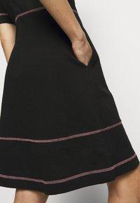Love Moschino - Jersey dress - black - 4