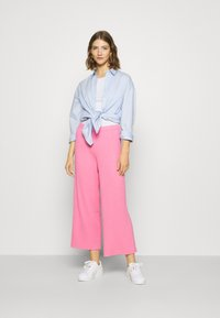 Monki - CALAH TROUSERS - Trousers - pink - 1