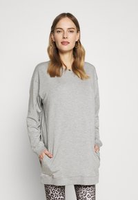 Boob - Sweatshirt - mottled grey - 0