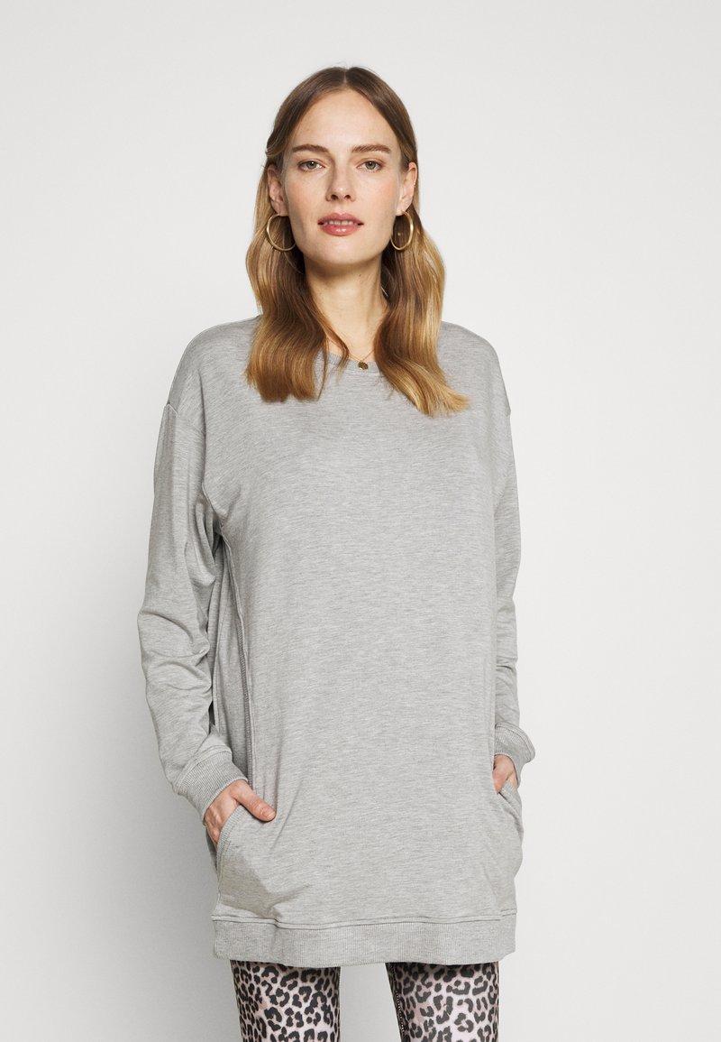 Boob - Sweatshirt - mottled grey