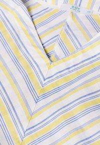 edc by Esprit - STRIPE - Blouse - light yellow - 5