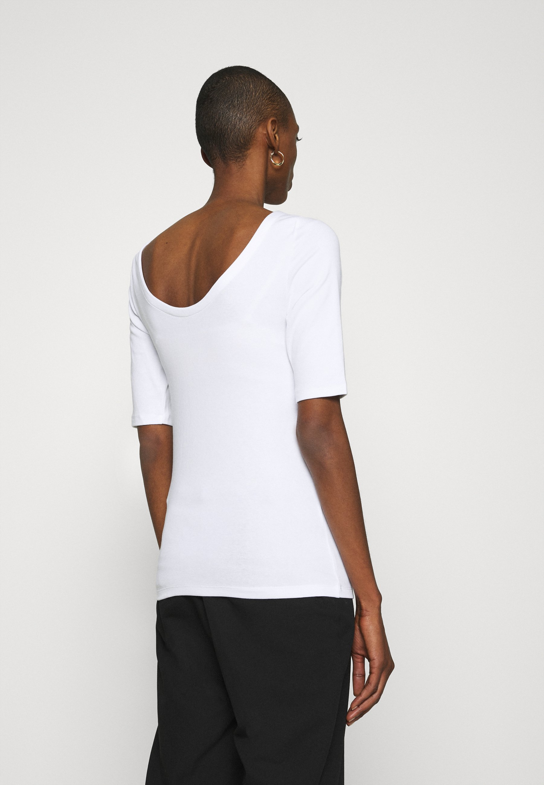 Gap Mod Ballet - T-shirts Optic White/hvit