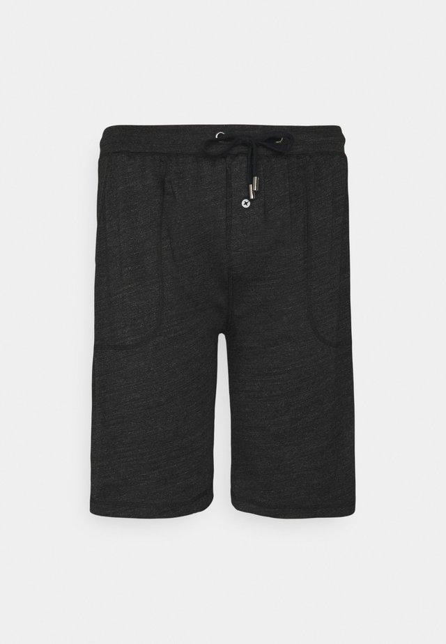 BERMUDAS  - Pyjamahousut/-shortsit - black