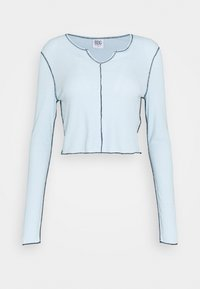BDG Urban Outfitters - BABYLOCK CUTOUT - Long sleeved top - winter sky - 0
