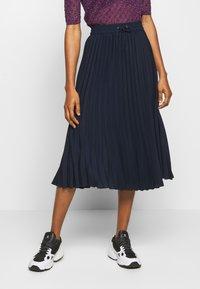 EDITED - PIPER SKIRT - A-line skirt - navy - 0