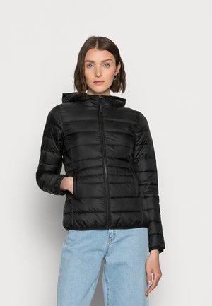 Light jacket - deep black