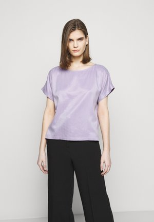 SOMIA - Basic T-shirt - lila