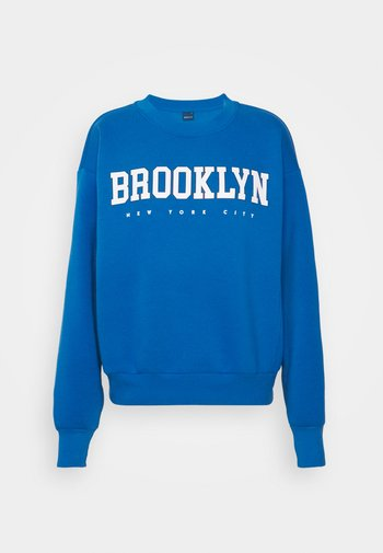 DAPHNE  - Sweatshirt - baleine blue