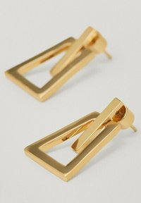 Massimo Dutti - Earrings - gold - 3