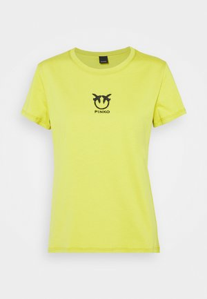 BUSSOLANO  - Print T-shirt - green