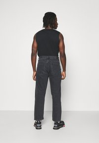 Weekday - GALAXY TROUSERS - Jeans baggy - washed black - 2