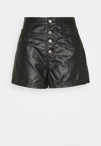 Missguided - DENIMEXPOSED  - Shorts - black - 3