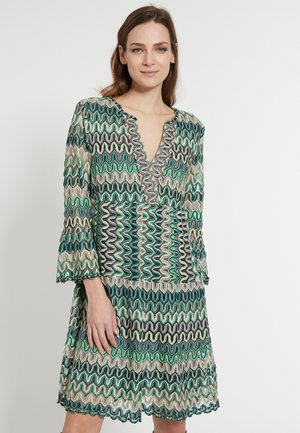EMPIRE ETASIA - Jumper dress - grün