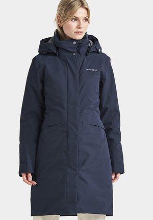 EMILIA - Winter coat - dark night blue