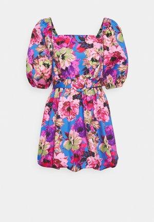 Sukienka letnia - blue bright