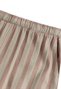 OYSHO - Trousers - brown - 5