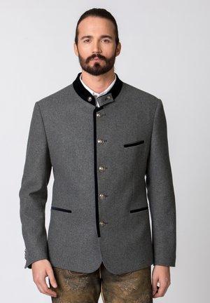 QUINTUS - Blazer jacket - stone-night blue