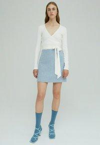 EDITED - SABRINA - Long sleeved top - weiß - 1