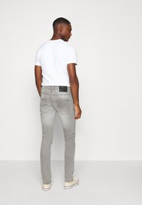 INDICODE JEANS - PITTSBURG - Slim fit jeans - light grey - 2