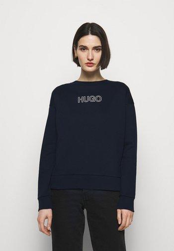 NAKIRA - Sweatshirt - open blue