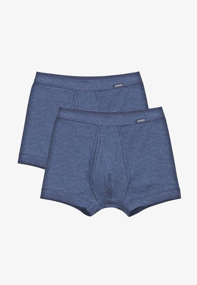 2 PACK - Onderbroeken - blau