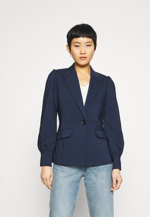 PUFF SHOULDER JACKET - Blazere - navy
